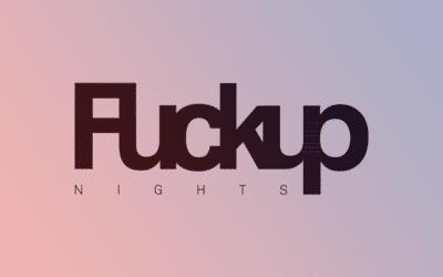 Instituto del Fracaso by Fuckup Nights