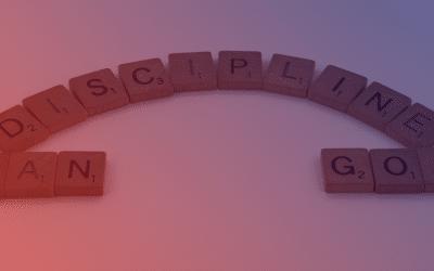 Disciplina, la definición del amor propio